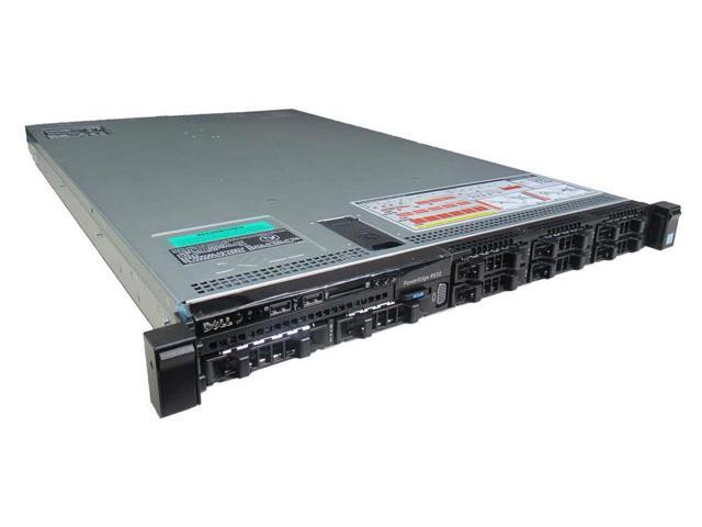 Dell PowerEdge R630 Server - 2 x E5-2696V3 - 16GB RAM - 2 x 1TB SAS HDD