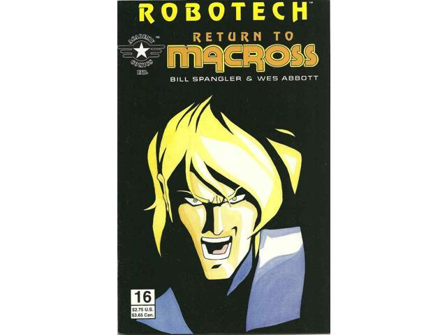 Robotech: Return to Macross #16 VF/NM ;