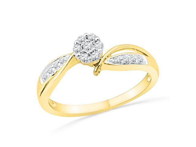 0.20ctw Diamond Fashion Ring