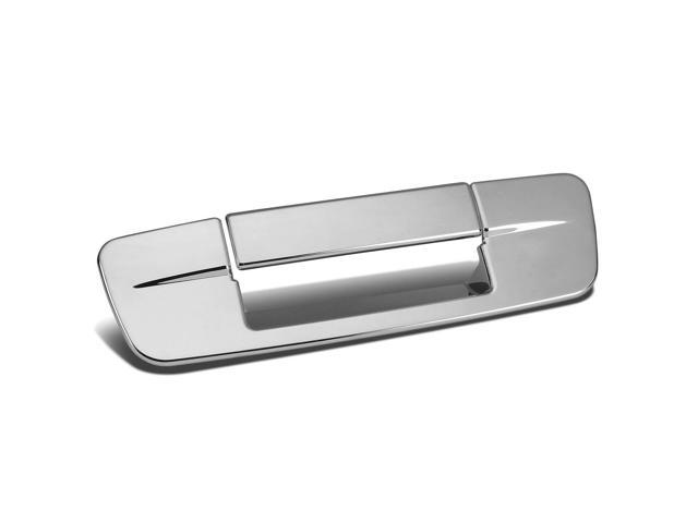 For 09-10 Dodge Ram Tail Gate Exterior Door Handle Cover without Keyhole (Chrome)
