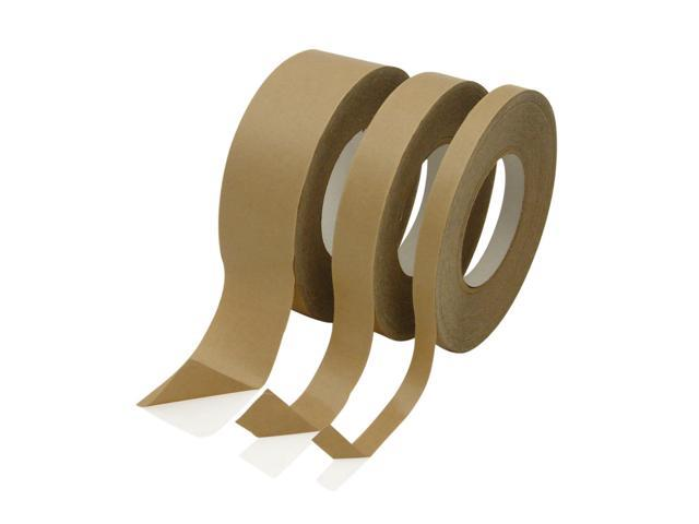 JVCC TR-5A Adhesive Transfer Tape: 1-1/2 in. x 60 yds. (Clear Adhesive on Brown Liner)