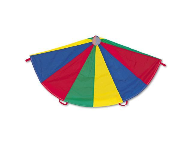 Nylon Multicolor Parachute 24-ft. diameter 20 Handles