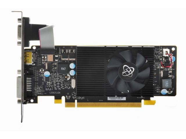XFX ONE Series HD6570 2GB DDR3 Plus Edition Low Profile Ready w/Brackets Included