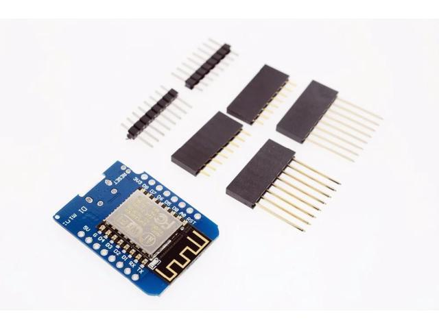 D1 mini - Mini NodeMcu 4M bytes Lua WIFI Internet of Things development board based ESP8266 by WeMos