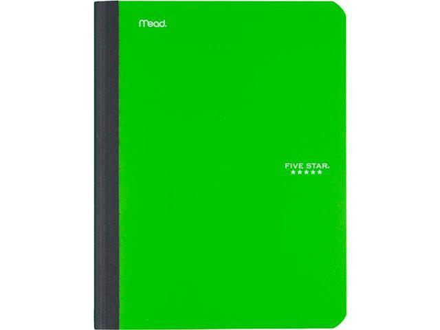 Five Star College Ruled Composition Book - Composition Books
