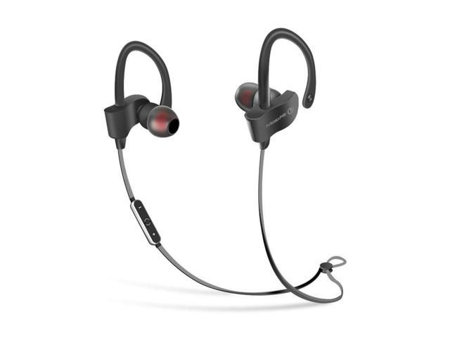 Bluetooth 4.0 Headset Mosafe® Sports Headphone Wireless Stereo Earphone Earbuds Black