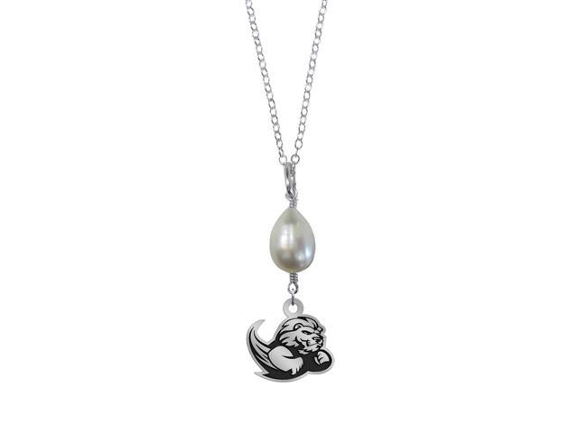 Slippery Rock The Rock Pearl Drop Necklace
