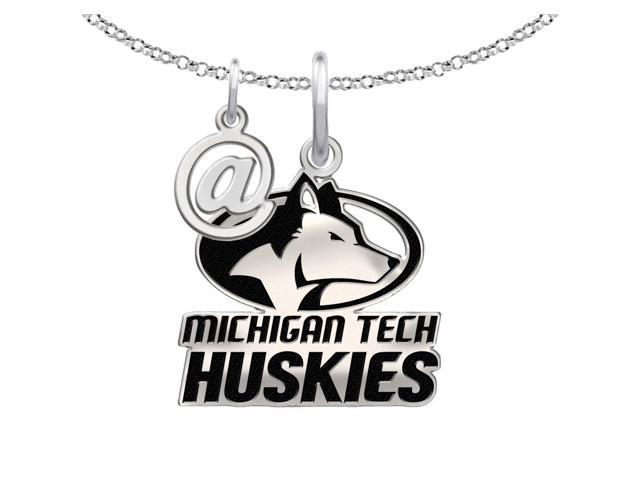 MichiganTechHuskies Necklace