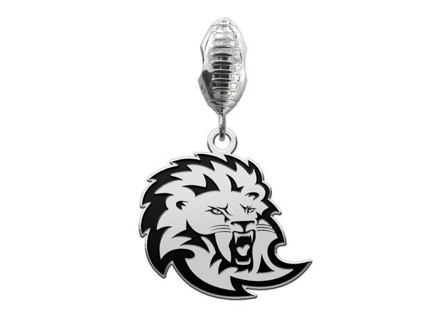 Southeastern Louisiana Lions Football Dangle Charm
