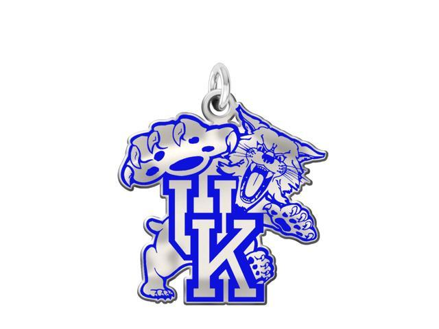 Kentucky Wildcats Color Logo Charm