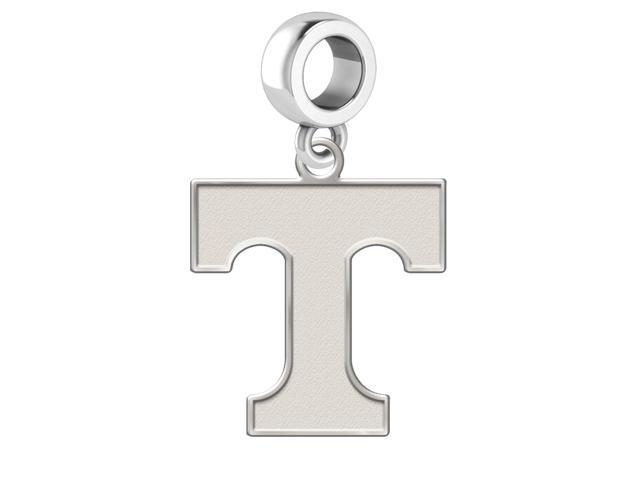 Tennessee Volunteers Natural Finish Logo Dangle Charm