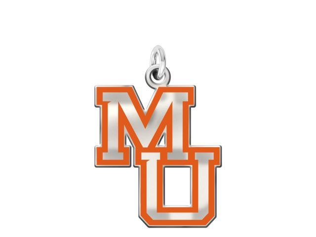 Mercer Bears Color Logo Charm