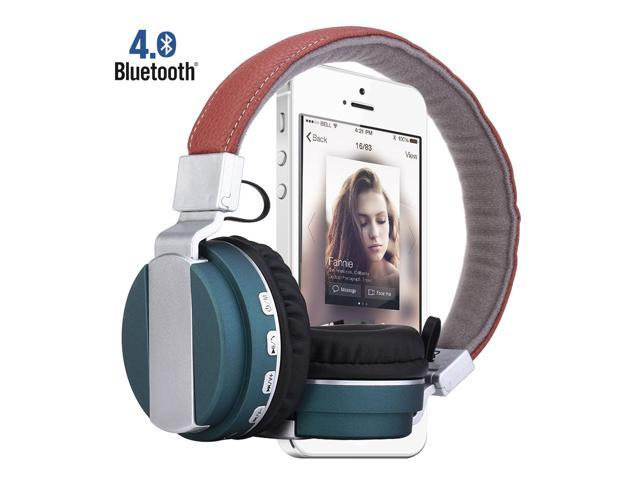New Wireless Bluetooth Headphone Headset BT-008 Foldable Headphones Bluetooth Earphone Built-in microphone for Smart Phone