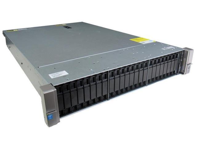 HPE ProLiant DL380 G9 Server - 2 x E5-2678V3 - 192GB RAM -  8 x 1.2TB SAS HDD & 2 x240GB SSD