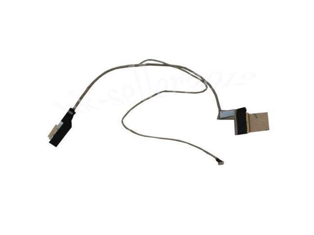 New LVDS LCD LED Flex Video Screen Cable for Toshiba Satellite NB500 NB505 Series P/N: DC020016L10