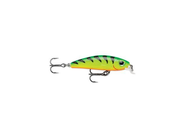 Rapala Ultra Light Minnow Lures  04 (ULM04); Firetiger (FT)
