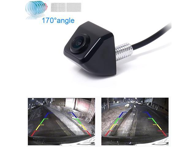 New Waterproof CCD Universal HD Car Rear view BackUp Reverse Parking Camera Front Side View Camera Black