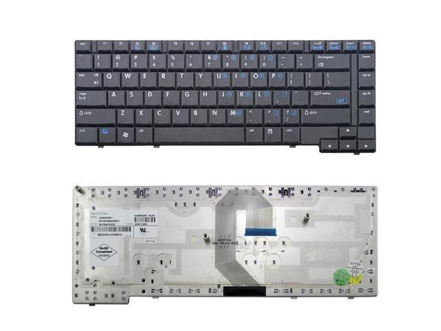 Replacement Laptop Keyboard for HP Comapq 6710B 6710S 6715B 6715S PN:443811-001 444635-001 6037B0015801 9J.N8282.C01 NSK-H4C01 US layout Black color