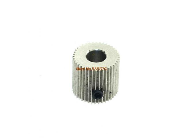 Free shippping 5pcs/lot Makerbot MK7 MK8 Extruder Driver Feeder Gear ,Inner hole 5mm/8mm, 40T