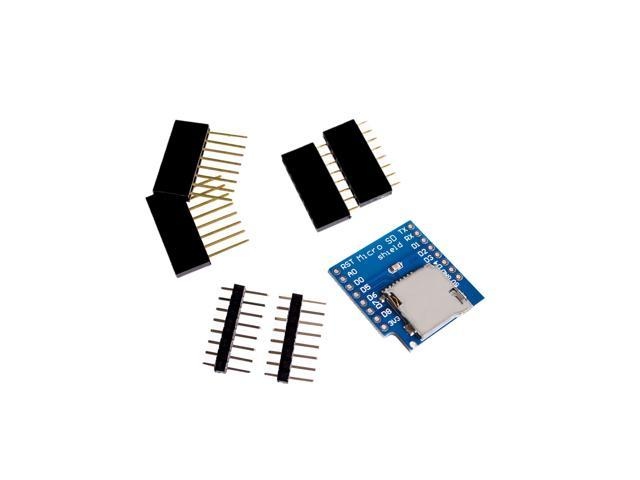 10SETS/LOT Smart Electronics Micro SD Shield for WeMos D1 mini TF module