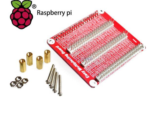 GPIO adapter plate 1 to 3 GPIO Expansion Board V3 for Raspberry Pi B+