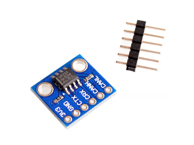 10pcs/lot SN65HVD230 CAN bus transceiver communication-module for arduino
