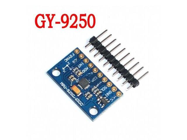 C Chip Nine-axis Attitude Three-axis Electronic Compass Acceleration Gyroscope Module FZ0279