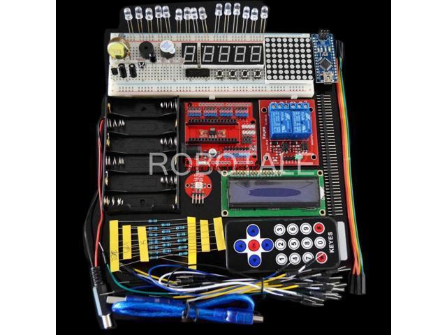 7 best Arduino Robot kit and Arduino Starter Kit