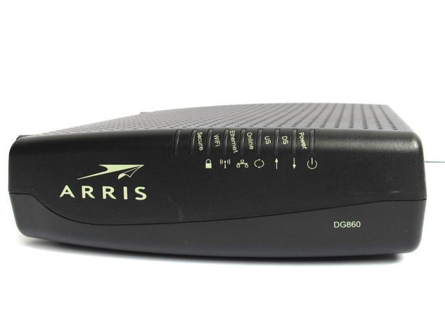 Refurbished: Arris DG860A Docsis 3.0 Wireless Cable Modem Router ...