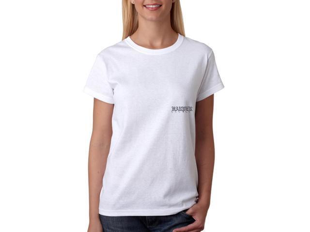 Harper Your Olde Enlglish Name Women's White T-shirt