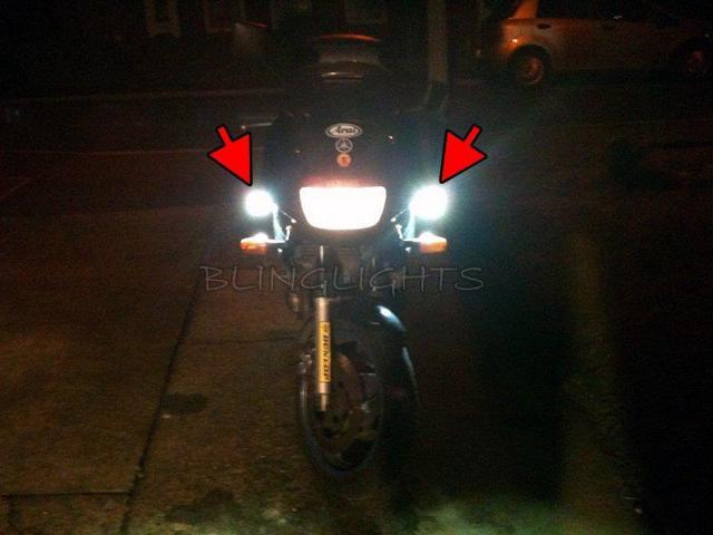Yamaha XJ600 XJ600N XJ600S Xenon Driving Lights Fog Lamps Drivinglights Foglamps Foglights Kit