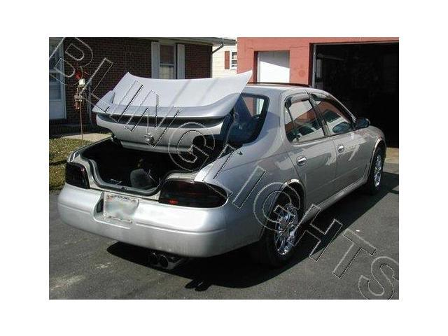 1992-1997 Nissan Altima Tinted Taillight Covers Film Taillamp Overlays