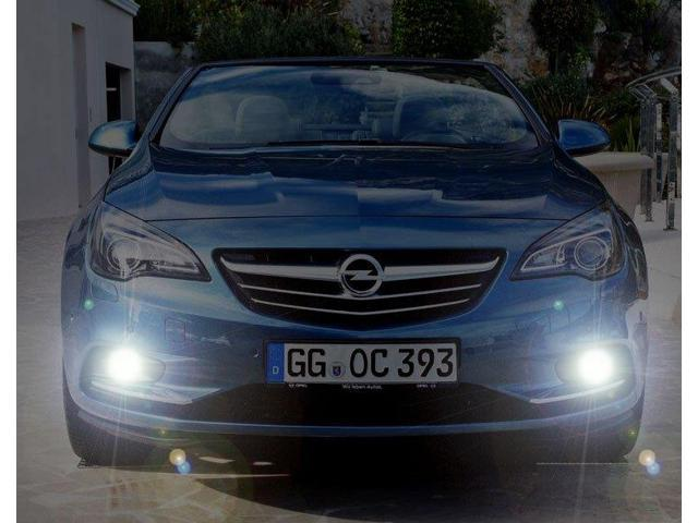 2014-2017 Opel Cascada Fog Lights Driving Lamp Kit