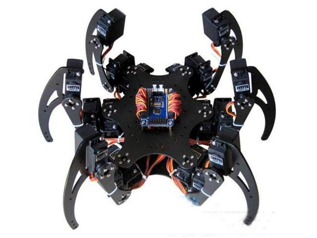 Arduino insect robot complete Doovi