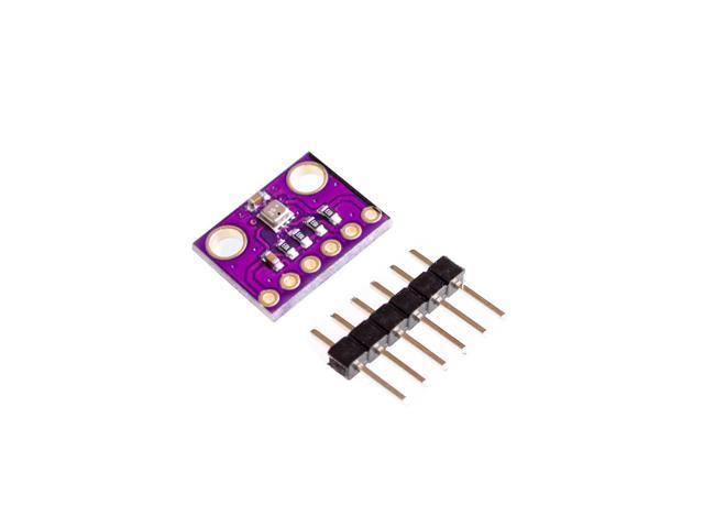 SuperiParts 10pcs/lot GY-BME280-3.3 precision altimeter atmospheric pressure BME280 sensor module