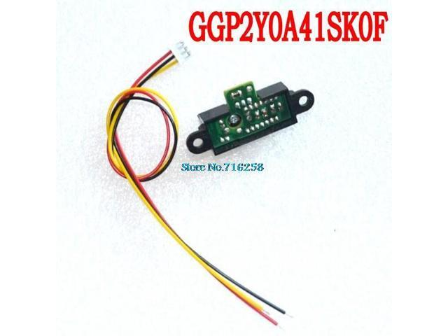 SuperiParts GP2Y0A41SK0F 100% NEW 4-30cm Infrared distance sensor 0A41SK INCLUDING WIRE