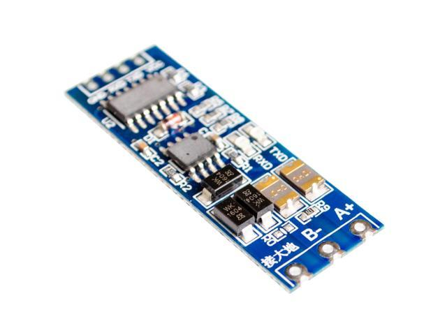 SuperiParts 5PCS/LOT TTL turn RS485 module 485 to serial UART level mutual conversion hardware automatic flow control