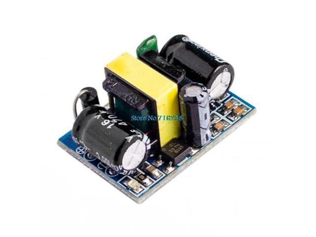 SuperiParts 5V 700mA (3.5W) isolated switch power supply module AC-DC buck step-down module 220V turn 5V