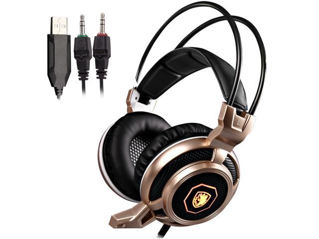Image result for the gold Mid Range Gaming Headset