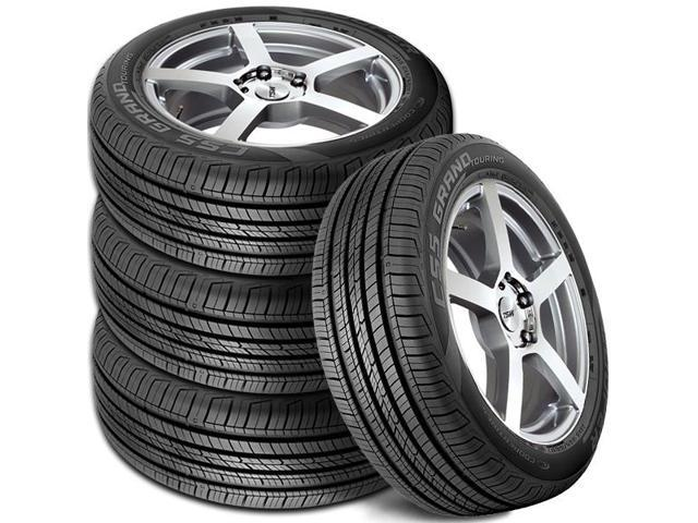 4 X New Cooper CS5 Grand Touring 225/70R16 103T Long Mileage All Season Tires