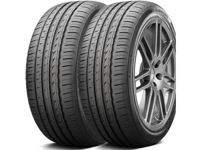 2 New Sailun Atrezzo SVA-1 225/55/18 98V All Season Ultra High Performance Tires
