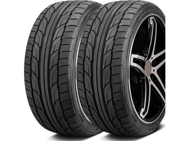 2 Nitto NT555 G2 275/40ZR17 102W XL Summer Ultra High Performance Tires
