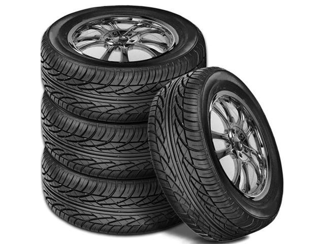 4 X New Solar 4XS 215/60/16 95H BLK SL All Season Performance Tires By Sumitomo