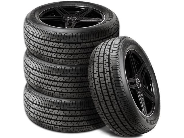 4 X Firestone Champion Fuel Fighter 225/65R16 100H Efficient Performance Tires