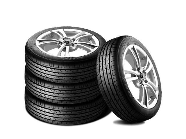4X New Delinte DH2 225/55R18 102W Durable All Season Performance Tires 225/55/18