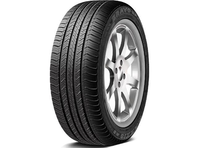 1 X New Maxxis Bravo HP-M3 205/50R17 93V XL Premium All Season Performance Tires