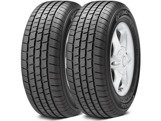 2 X New Hankook Optimo H725 P235/65R17 103H All Season High Performance Tires