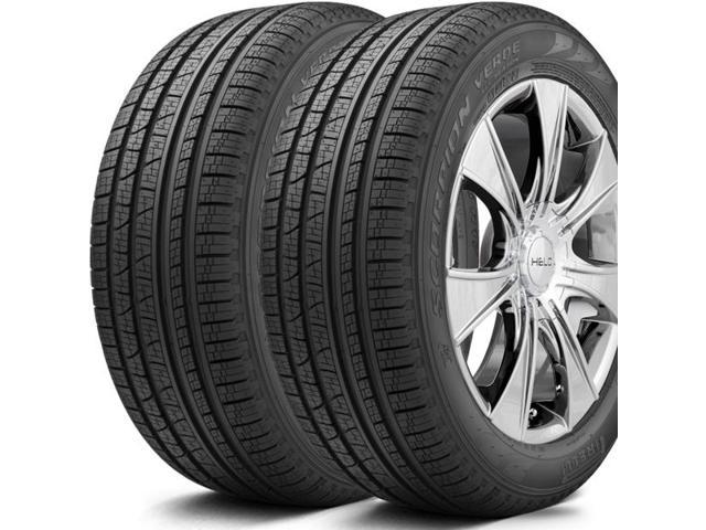 2 x pirelli scorpion verde as plus 235 55r20 102h all season performance tires. Black Bedroom Furniture Sets. Home Design Ideas