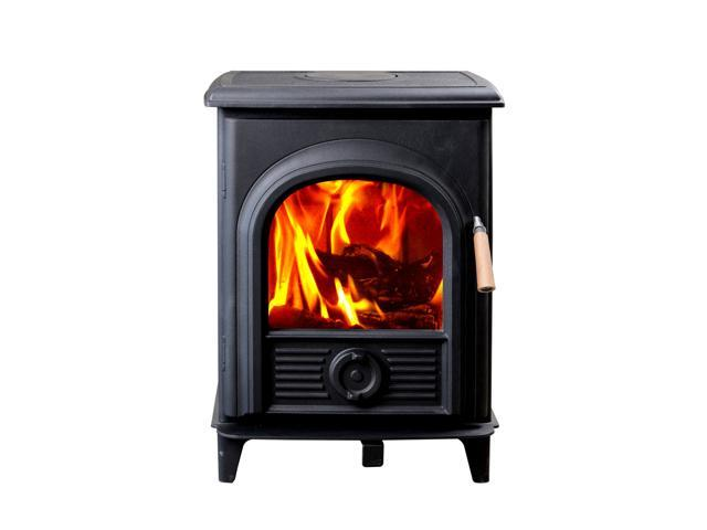 Buy Hiflame Shetland HF905UPB 85% efficiency 21000BTU/H extra small wood burning stove wood fireplace with EPA approved with fast shipping and top-rated customer service. Once you know