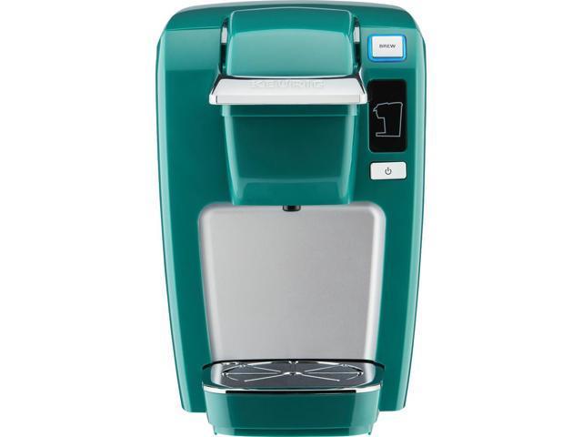 Keurig Coffee Maker Green : Keurig - K15 Single-Serve Coffee Maker - Jade green - Newegg.com